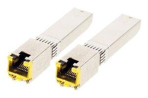 Transceptor NBase-T para cables de cobre