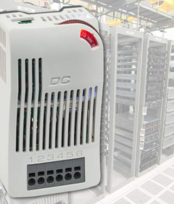 Higrostatos para armarios de telecomunicaciones