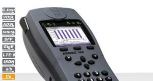 Analizadores de comunicaciones con nuevas interfaces