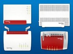 Routers para conexiones Gigabit con WiFi Mesh