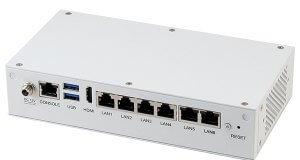 appliance de red de alto rendimiento