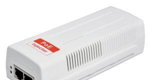 Inyector PoE para infraestructuras Ethernet