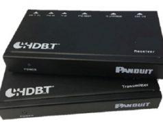 Extensores HDBaseT para audio y vídeo