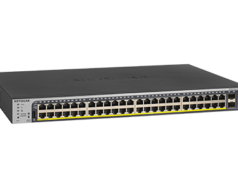 Switches gestionados con PoE+