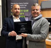 Premio al mejor distribuidor 2017 de Leviton