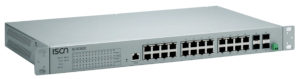 Switches Layer 3 Gigabit Ethernet industriales