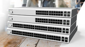 Switches Ethernet administrados en la nube