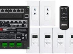 Sistema automatizado de audio distribuido