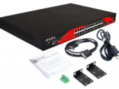 Switch gestionable Gigabit Ethernet PoE+