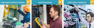 Curso de soluciones integradas de conectividad