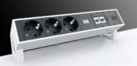 Regleta modular para conectorización