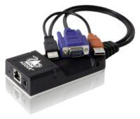 Conmutador KVM con VGA para sistemas analógicos