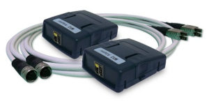 Kits de adaptadores M12 para certificar Ethernet industrial