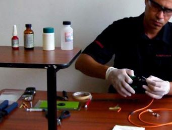 XI curso técnico básico de Fibra Óptica