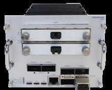 Muxponder para agregación flexible multiprotocolo