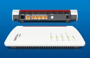 Router DOCSIS 3.1 con Wi-Fi 6