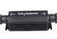Extensor PoE IP66 impermeable