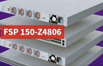 Appliance de red de 800 Gbit/s