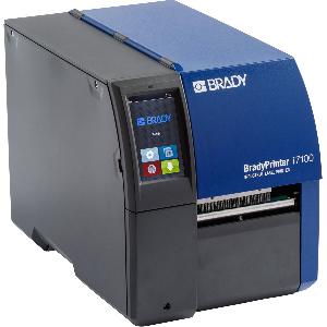 Impresora industrial de etiquetas