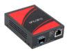 Convertidor 10G de cobre a fibra óptica