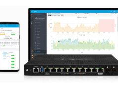 Switch layer 2 con puertos GbE y SFP
