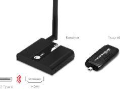 Kit extensor inalámbrico USB Tipo-C