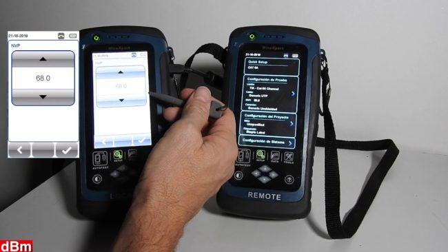 Cómo configurar un certificador de cable