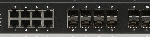 Switch Gigabit Ethernet Layer 3