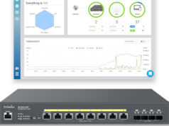 Switches Multi-Gigabit con PoE++