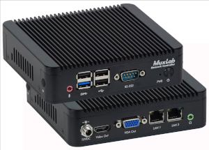 Controlador de red AV sobre IP