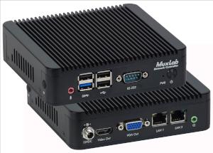 Controlador de red AV sobre IP