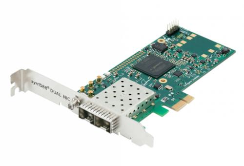 Tarjeta interfaz de red PCI Express de dos canales