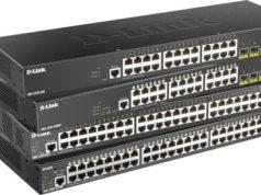Switches gestionados 10G para cobre o fibra óptica