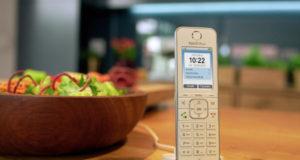 Teléfono multimedia inalámbrico