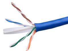 Cables de cobre U/UTP Cat6