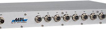 Switch Gigabit gestionado de 10 puertos