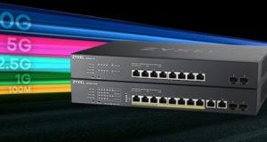 Switches multi Gigabit para Wi-Fi 6