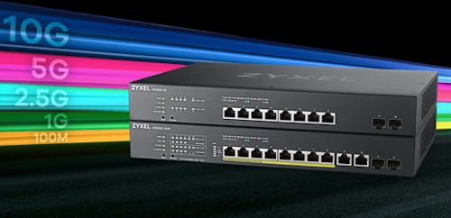 Switches multi Gigabit para Wi-Fi 6