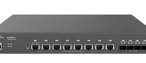 Switch 10G Base-T gestionado en la nube