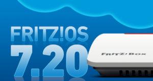 Nuevo FRITZ!OS 7.20 con más de 100 características nuevas