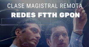 Clase magistral sobre redes FTTH GPON