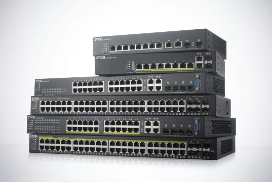 switches híbridos de capa 2