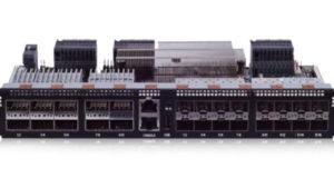 Switch Blades con soporte de IEEE 1588 PTP v2 de grado carrier