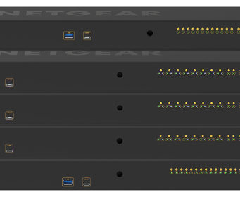 Switches para audio y vídeo