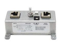 Inyectores PoE con protección ante picos de tensión