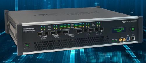 SierraNet M648 Fabric Exerciser para Fibre Channel de 64 Gbps