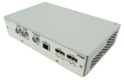 Transmisores KVM seguros sobre enlaces de fibra óptica LC