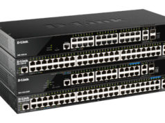 Switches gestionados Multigigabit DGS-1520