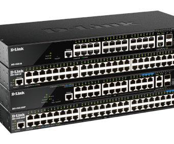 Switches gestionados Multigigabit DGS-1520