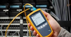 MicroScanner PoE Analizador de cableado Ethernet